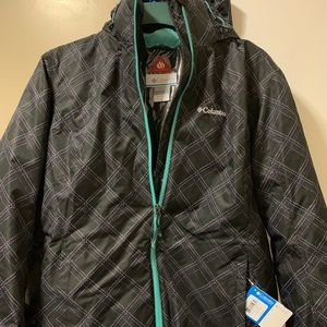 New with tags Women's Columbia winter jacket